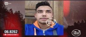 Salerno : il 18enne scomparso Antonio Alexander Pascuzzo trovato morto accoltellato al petto
