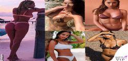 Belen Rodriguez, Eleonora Pedron ... Aida Yespica! Prova costume in anticipo