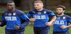 Italia Lussemburgo Streaming Diretta TV Amichevole Mondiali