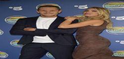 Che scollatura! Ilary Blasi bollente a poche ore da Euro Games