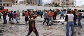 Bombardamenti Siria : Almeno 53 vittime di cui 13 sono bambini