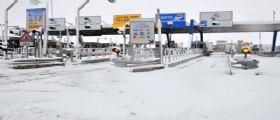 Neve in autostrada, Autostrade per l
