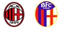Milan Bologna Streaming Live Diretta Partita e Online Gratis Serie A