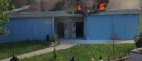 Empoli, incendio in una scuola superiore : Evacuati 1000 studenti