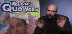 Checco Zalone Quo Vado? Han Solo ti faccio un culo così!