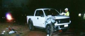 Arrestato il padre di Edinson Cavani : Ubriaco alla guida ha investito ed ucciso un motociclista