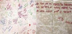 Prof, eri proprio la migliore! Il dolore scritto sui muri per la 58enne Rossella Tadini