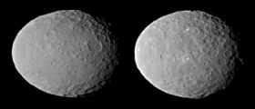 NASA Dawn : Cerere in dettaglio