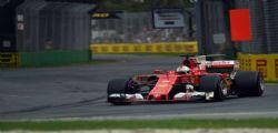 GP Australia - Melbourne : Trionfa Sebastian Vettel davanti alle Mercedes