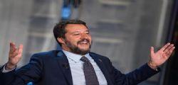 Matteo Salvini a Renzi : Si è inventato governo