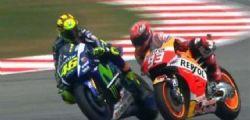 Valentino Rossi e Marc Marquez : Il video che scagiona il Dottore