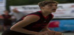 Brescia : 17enne Eugenio Rossetti muore colto da malore durante la partita di basket
