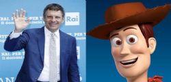 Toy Story 4 senza Fabrizio Frizzi : ecco cosa accadrà nel film e chi doppierà Woody