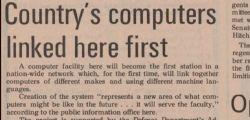 Oggi i primi 50 anni di Internet