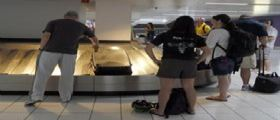 Furto Bagagli Aeroporto: Arrestati 16 dipendenti Alitalia