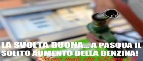 Carburanti : Matteo Renzi piazza Marcegaglia all