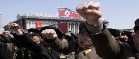 La Corea del Nord torna a minacciare con il Nucleare