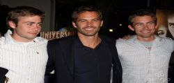 Il fratello di Paul Walker in Fast and Furious 7?