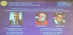 Nobel Fisica ai cacciatori di mondi alieni