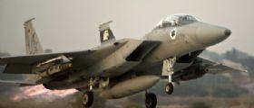 Stati Uniti e Gran Bretagna spiavano droni israeliani : Dal 2008 monitoravano anche voli caccia