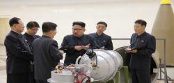 Corea Nord minaccia il Giappone : Lo affonderemo col nucleare
