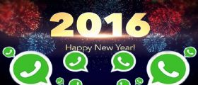 15 filmati video Buon Anno 2016 da inviare su Whatsapp, Telegram, Facebook