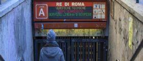 Terremoto : A Roma crepe nella Basilica San Paolo, metro chiusa, ascensore di un palazzo precipitata