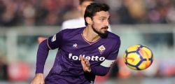 La Fiorentina ha rinnovato il contratto di Davide Astori : Ingaggio devoluto a Francesca Fioretti e filgia
