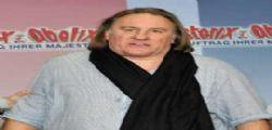 Gérard Depardieu beve anche 14 bottiglie di vino al giorno