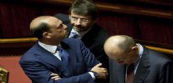 Alfano : Il Senato dice no ala sfiducia