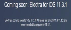 Jailbreak iOS 11.2/11.3.1 : Arrivo imminente!
