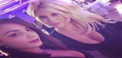 Wanda Nara su Instagram  : Senza le tette non hai il paradiso