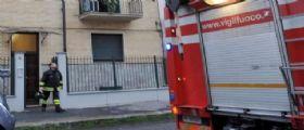 Molfetta : 37enne da fuoco alla casa per ripicca alla compagna