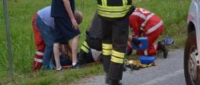 Udine, ragazzino di 10 anni finisce in terapia intensiva : Travolto da un