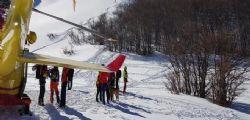Valanga a Campo Felice :  Morti due sciatori romani fuoripista