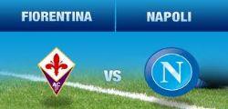 Fiorentina Napoli Streaming Live Diretta Partita e Online Gratis Coppa Italia