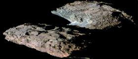 Da OSIRIS, la prima immagine a colori della cometa 67P