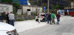 Incidente cave Carrara : un morto