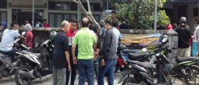 Indonesia - Attacco in una chiesa cristiana durante la messa : ferite con la spada 4 persone