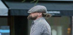 Leonardo DiCaprio irriconoscibile a New York