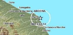 Terremoto Marche : sisma magnitudo 4.9 e replica