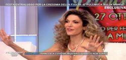 Vergognoso! Maria Monsè, bufera per la festa della cresima della figlia Perla Maria