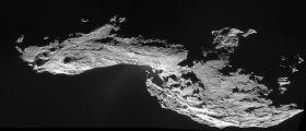 La cometa 67P sta per rompersi?