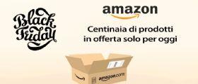 Black Friday su Amazon.it : le offerte lampo [la lista degli oggetti scontati]