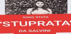 Sono stata stuprata da Salvini! La provocazione di Valentina Nappi