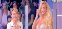 L'ex naufraga Francesca Cipriani : Hanno tolto la pensione di invalidità a mia madre perché è venuta in tv