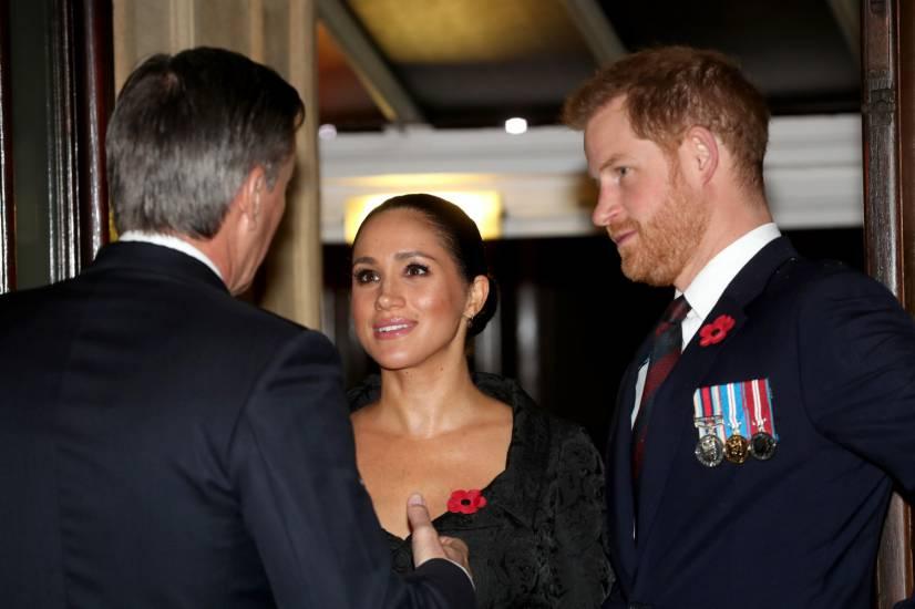 La Royal Family non parla più con Meghan e Harry?