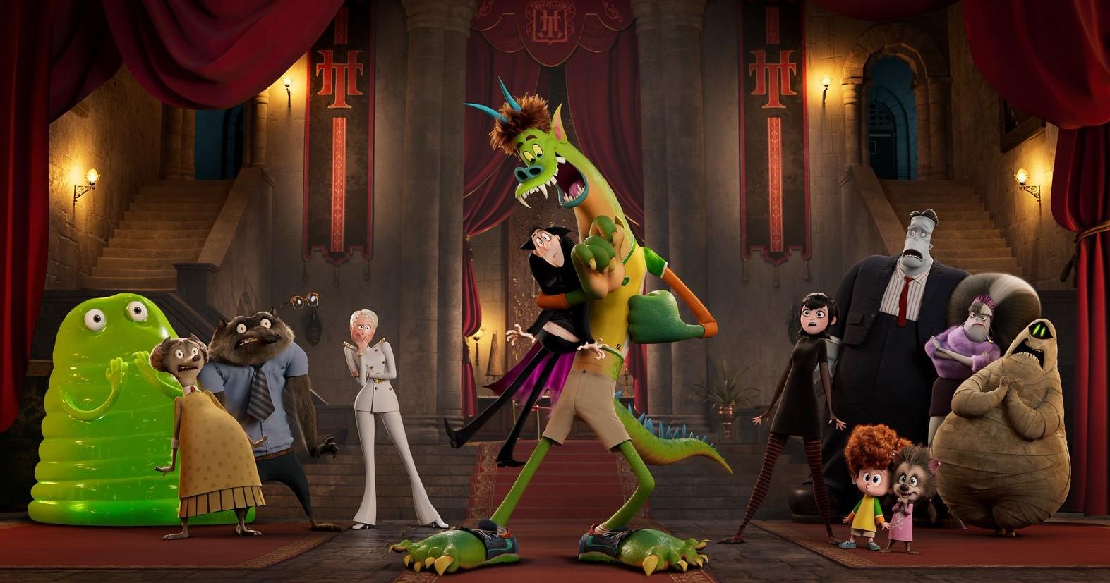 Prime Video rilascerà in esclusiva Hotel Transylvania : Transformaniadi Sony Picture Animation