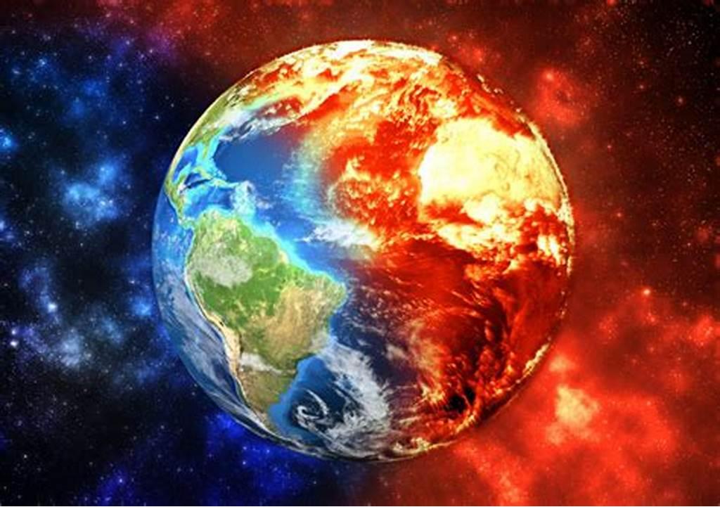 Riscaldamento globale della Terra colpa dell