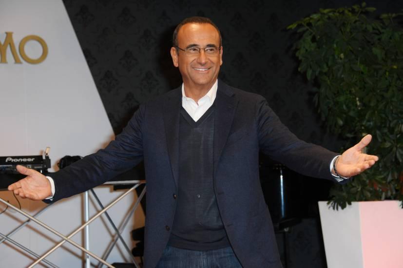 Taglio stipendi! Carlo Conti pronto lascia la Rai per Mediaset?